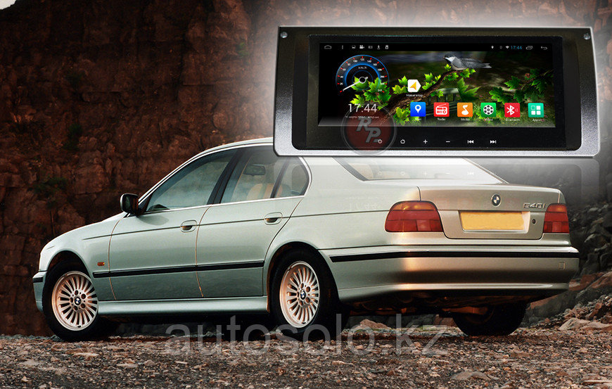 Автомагнитолы BMW E 39 Redpower