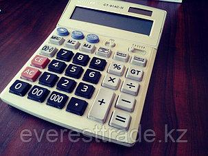 Калькулятор настольный Cititon CT-914C, фото 2