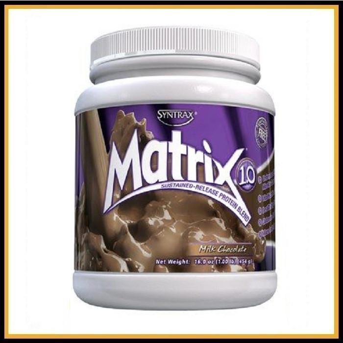 MATRIX 1.0 (SYNTRAX) 454ГР (ванильный)