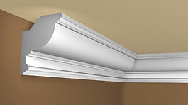 Потолочные плинтусы - основные типы и материалы
