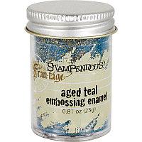 Эмаль для эмбоссинга Stampendous Aged Teal
