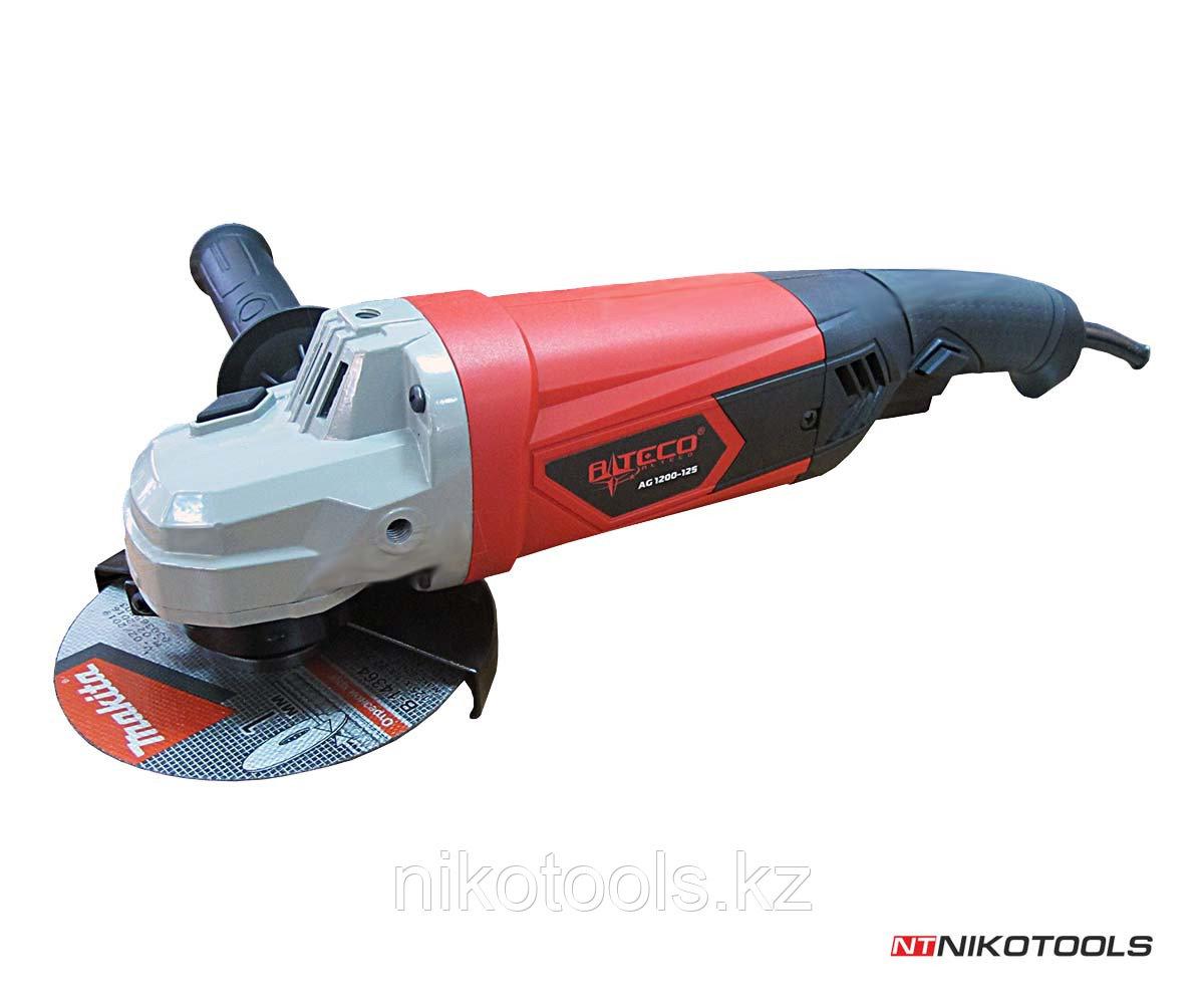 Угловая шлифмашина ALTECO Professional AG 1200-125.1