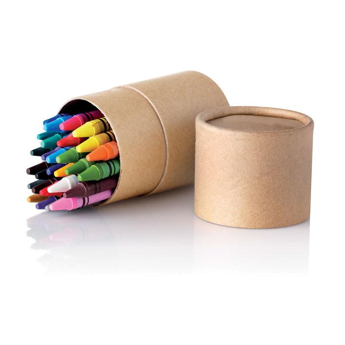Набор восковых карандашей, STRIPER