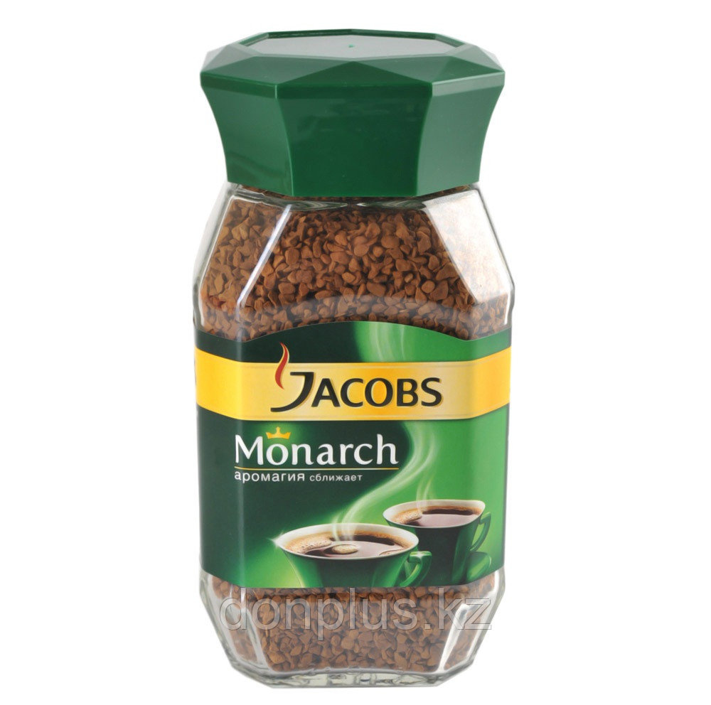 КОФЕ РАСТВОРИМЫЙ JACOBS MONARCH, 47,5гр.