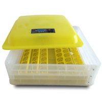 """Бытовой инкубатор для 48 яиц с контролем температуры, влажности и автопереворотом """"HHD 48"""""""