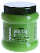 Растительный Бальзам с Ментолом, Маслами Ромашки и Мальвы – Conditioning Cream Herbelan Pack Dikson 1000 мл.
