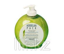 Растительный Бальзам с Ментолом, Маслами Ромашки и Мальвы – Conditioning Cream Herbelan Pack Dikson 500 мл.