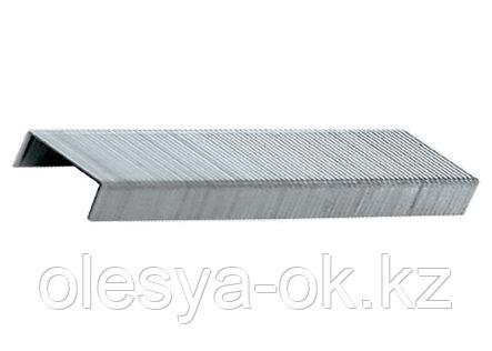 Скобы, 6 мм, для мебельного степлера, тип 53, 1000 шт.// MATRIX, фото 2