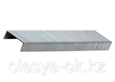 Скобы, 12 мм, для мебельного степлера, тип 53, 1000 шт.// MATRIX, фото 2