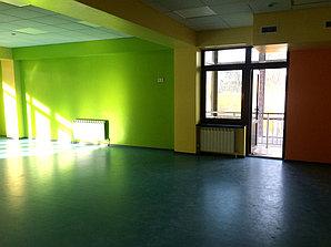 Сантехнические работы, детский сад микрорайон Баганашыл 20
