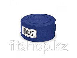 Боксерские Бинты Everlast 3 метра Синие