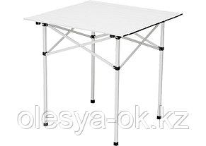 Стол складной 700 x 700 x 700 мм, алюминиевый. PALISAD Camping. 69584, фото 2