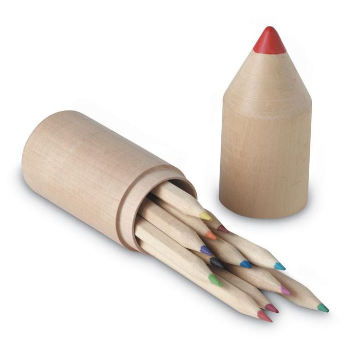 Набор из 12 карандашей, COLORET