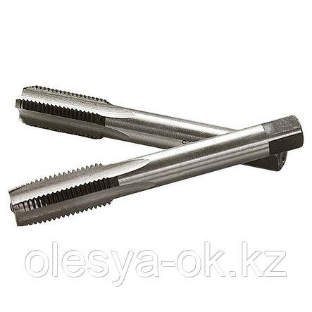 Метчик ручной М10 х 1,5 мм, комплект из 2 шт.// СИБРТЕХ, фото 2