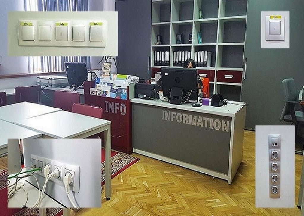 Поставка телекоммуникационного оборудования и электроустановочные изделия (ЭУИ) в Казахстанско-Британский технический университет
