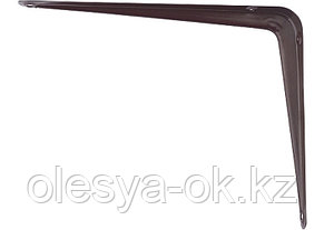 Кронштейн 150х200 мм, коричневый. СИБРТЕХ, фото 2