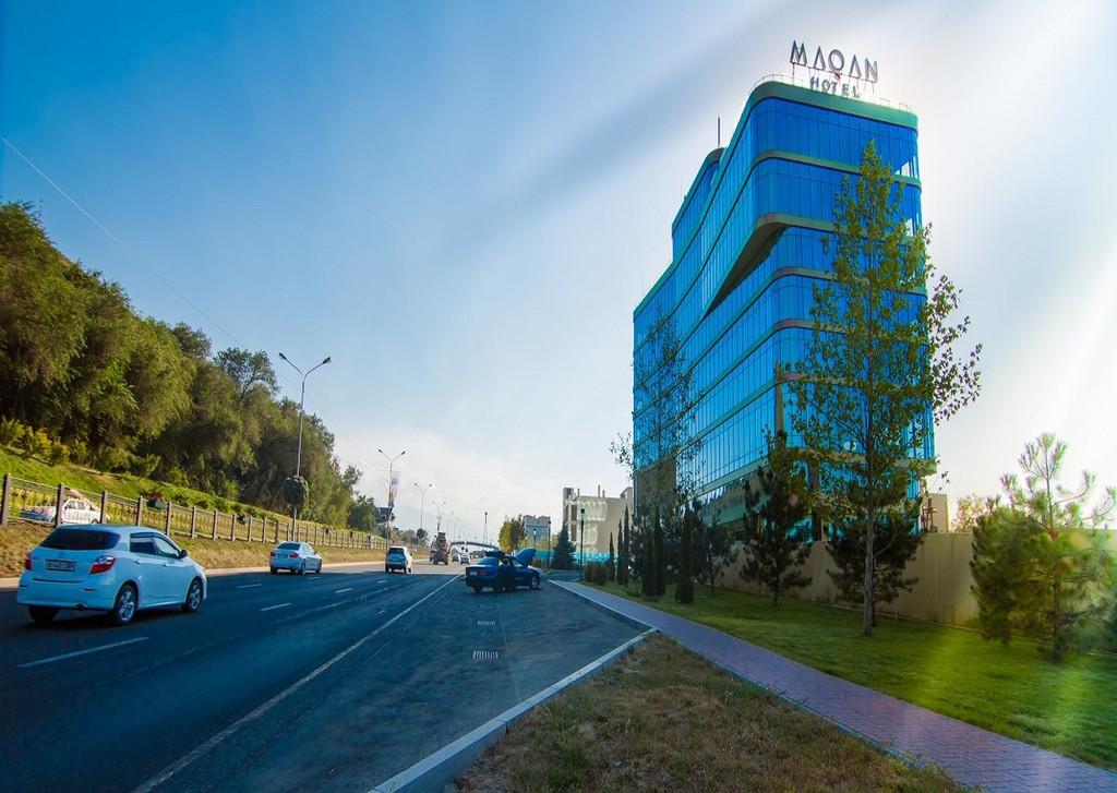 Maqan Hotel Almaty - поставка шкафов и лючков