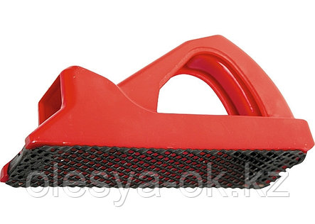 Рубанок, 250 х 42 мм, обдирочный, пластмассовый, для гипсокартона// MATRIX, фото 2