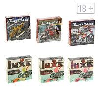 """Презервативы Luxe mini box №3 """"экстрим"""