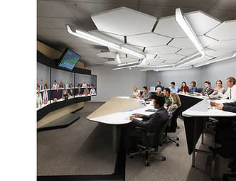Polycom RealPresence Immersive Studio 9-Seat