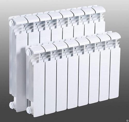 Радиатор алюминиевый