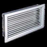 Вентиляционная решетка алюминиевая