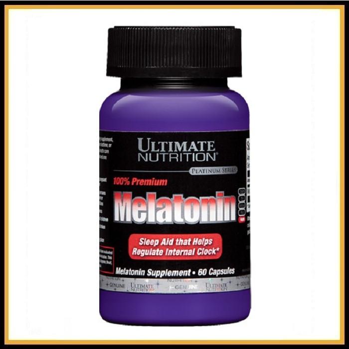 ULT Melatonin (3 mg) 60 caps