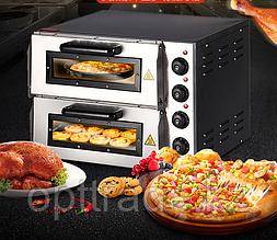 Пицца печь (2 секции)