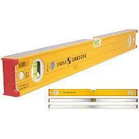 Строительный уровень Stabila 96-2M / 100 cm 4 магнита