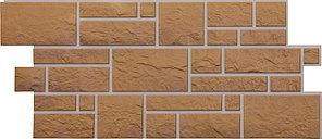 Фасадные панели BURG Дёке Кукурузный 946x445 мм (0,42 м2)