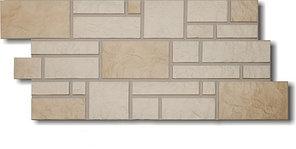 Фасадные панели BURG Дёке Пшеничный  946x445 мм (0,42 м2)