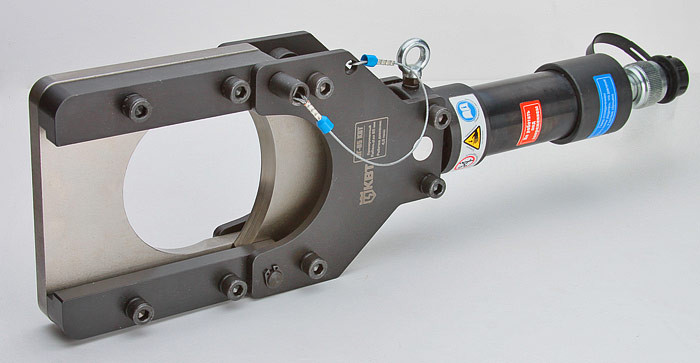 Гидравлическая голова для резки бронированных кабелей ™КВТ