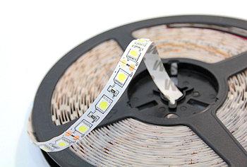 Влагозащищенная светодиодная лента SMD 5050, 60 д/м (IP67), цвет - белый