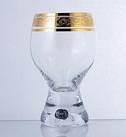 Бокал Gina 230мл. вино 6шт. Богемское стекло, Чехия 40159-435802-230. Алматы