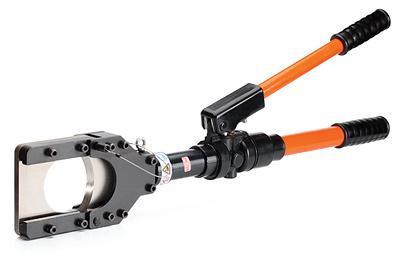Ножницы гидравлические ручные для резки стальных канатов, проводов АС и бронированных кабелей ™КВТ