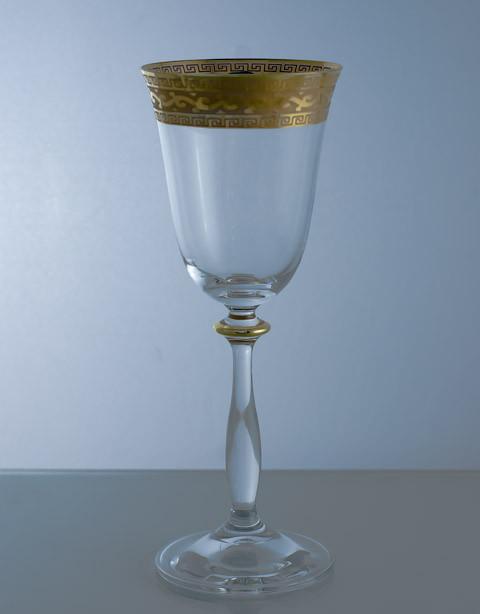 Фужеры Angela 185мл вино 40600-versace-185. Алматы