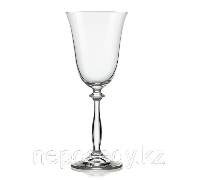 Фужеры Angela 185мл вино 6шт 40600--185. Алматы
