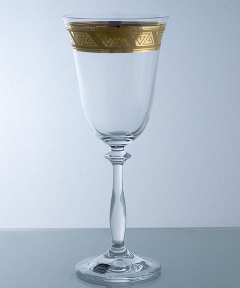 Фужеры Angela 185мл вино 6шт 40600-378804-185. Алматы