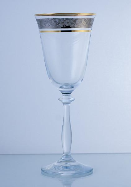Фужеры Angela 185мл вино 6шт 40600-43249-185. Алматы