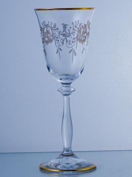 Фужеры Angela 185мл вино 6шт 40600-437578-185. Алматы