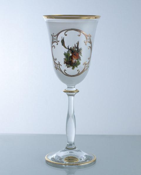 Фужеры Angela 185мл вино 6шт 40600-ach.bil.fond-185zl. Алматы