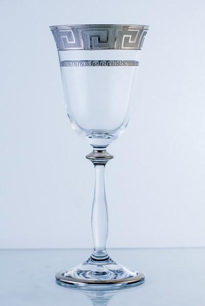 Фужеры Angela 185мл вино 6шт. 500/43/6 vino a185 ks.pr.pl. Алматы