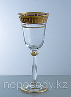 Фужеры Angela 185мл вино 6шт. 500/44/6 vino a185 ks.pr.zl. Алматы
