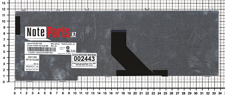 Клавиатура для ноутбука Lenovo B560, G550, V560, фото 2
