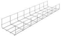 ПЛМгц-200.85 OSTEC  Проволочный лоток 200х85х3000 (горячий цинк)