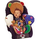 Коврик-сиденье в коляску ( с дугами), фото 2
