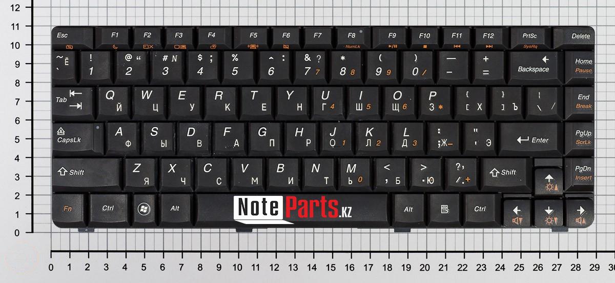 Клавиатура для ноутбука Lenovo IdeaPad G460 / G460E