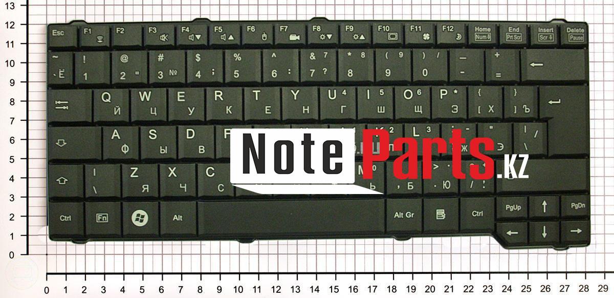 "Клавиатура для ноутбука Fujitsu-Siemens 13.3"" Amilo Pa3515 / Pi3525 / Li3710"