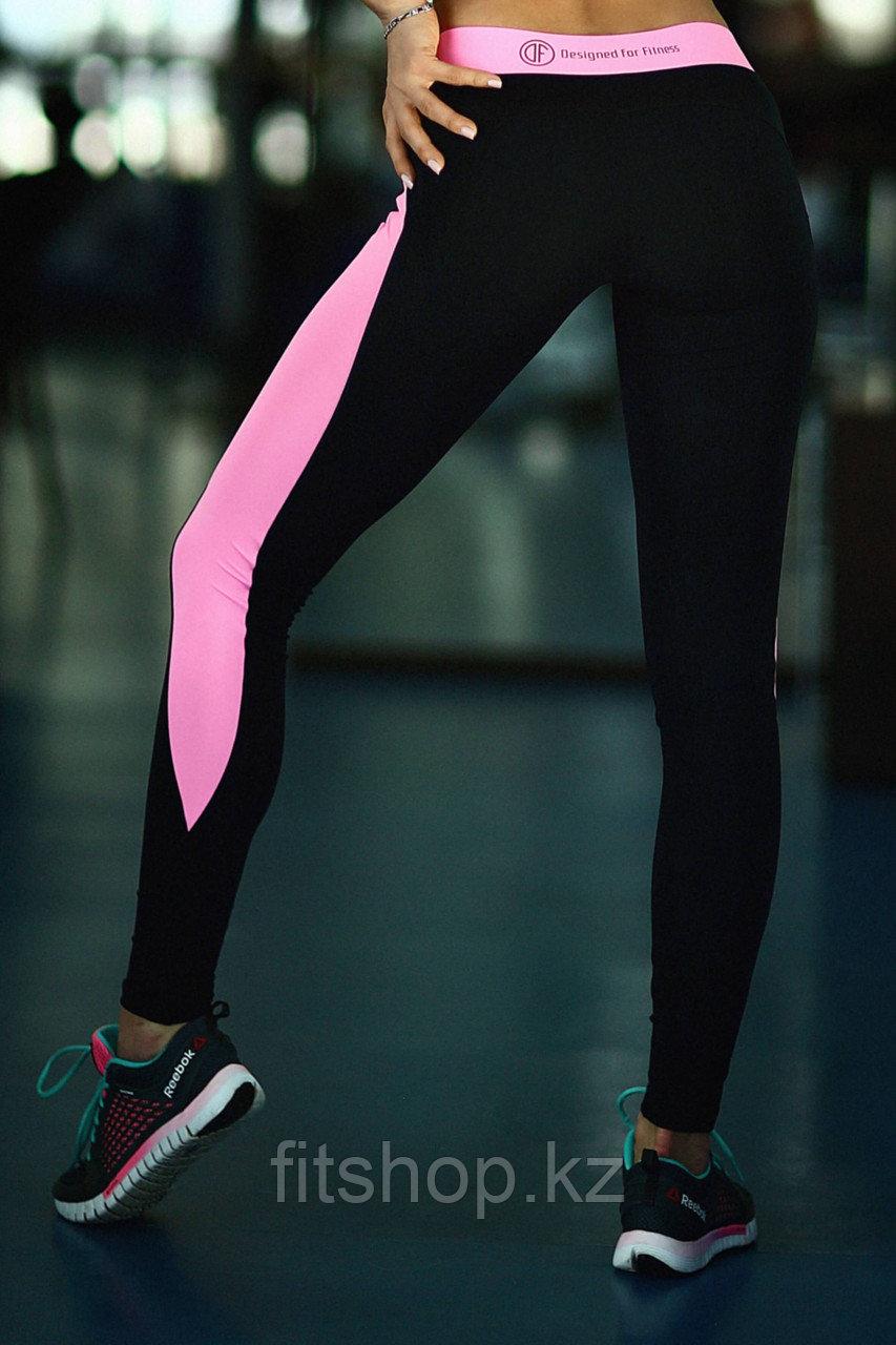 Леггинсы Basic Pink - фото 3