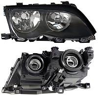 Фара правая BMW E46 01-05 черная